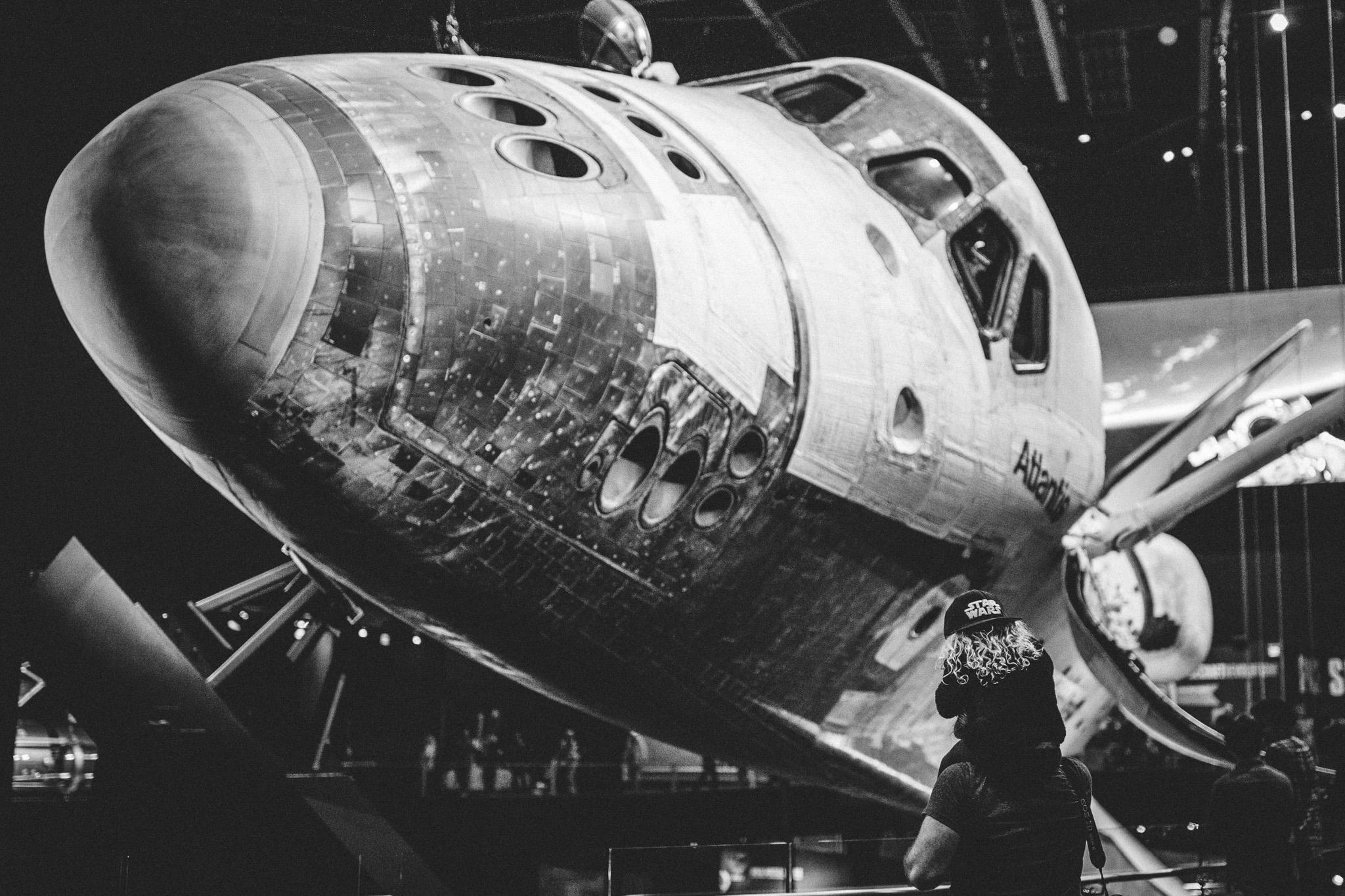 space shuttle atlantis family