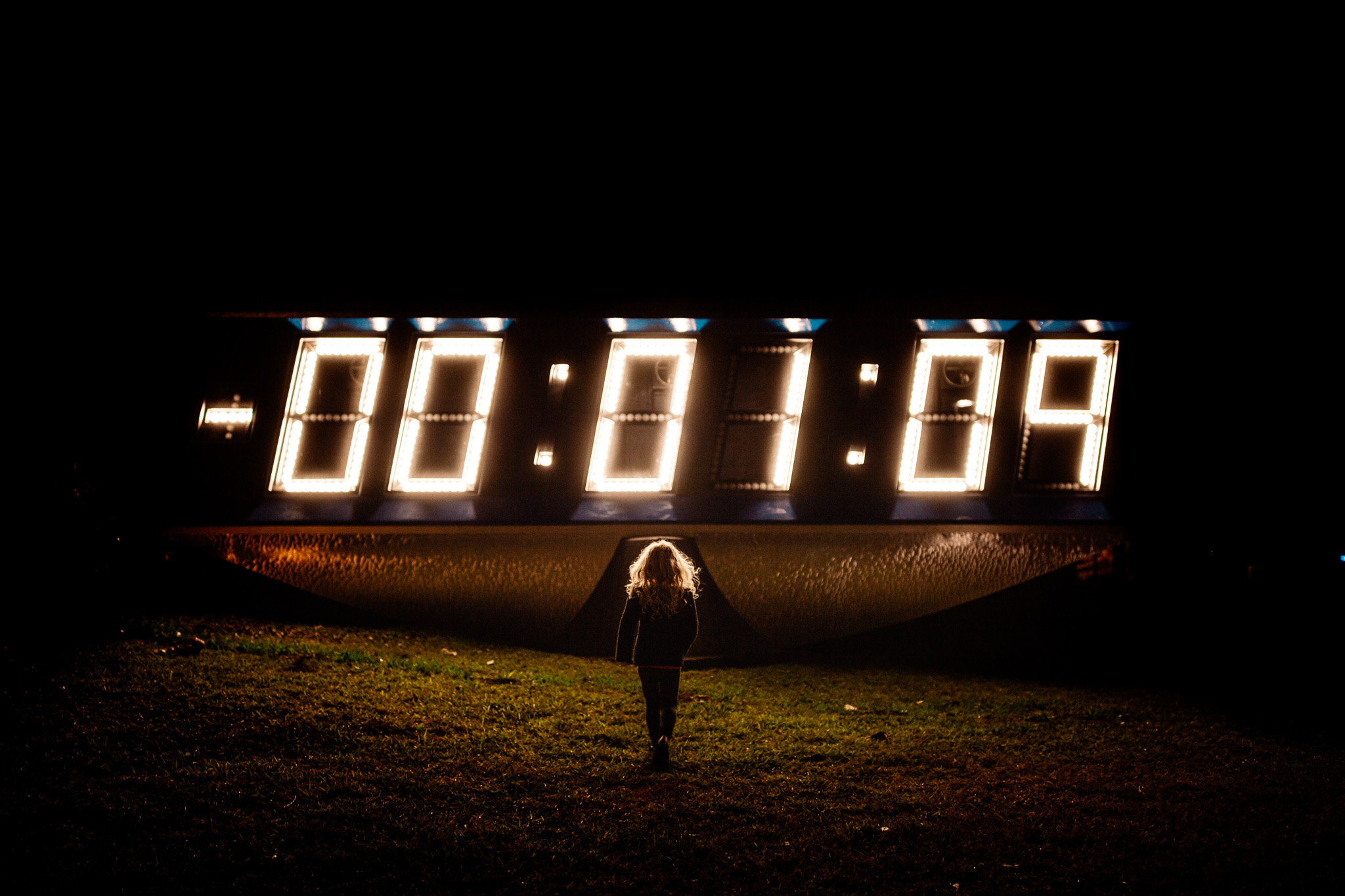 count down clock