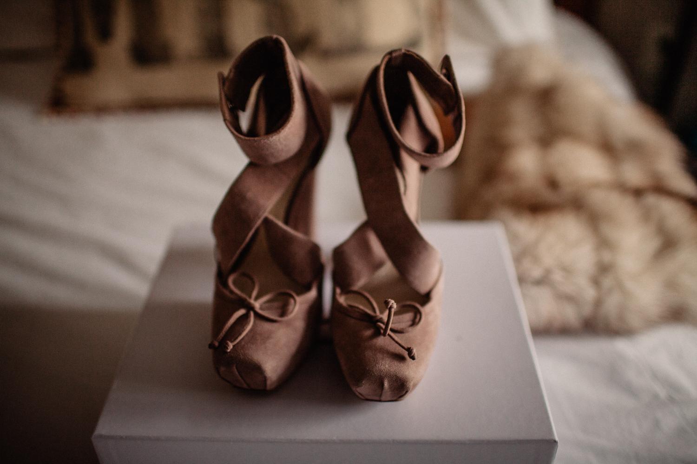 doir wedding shoes
