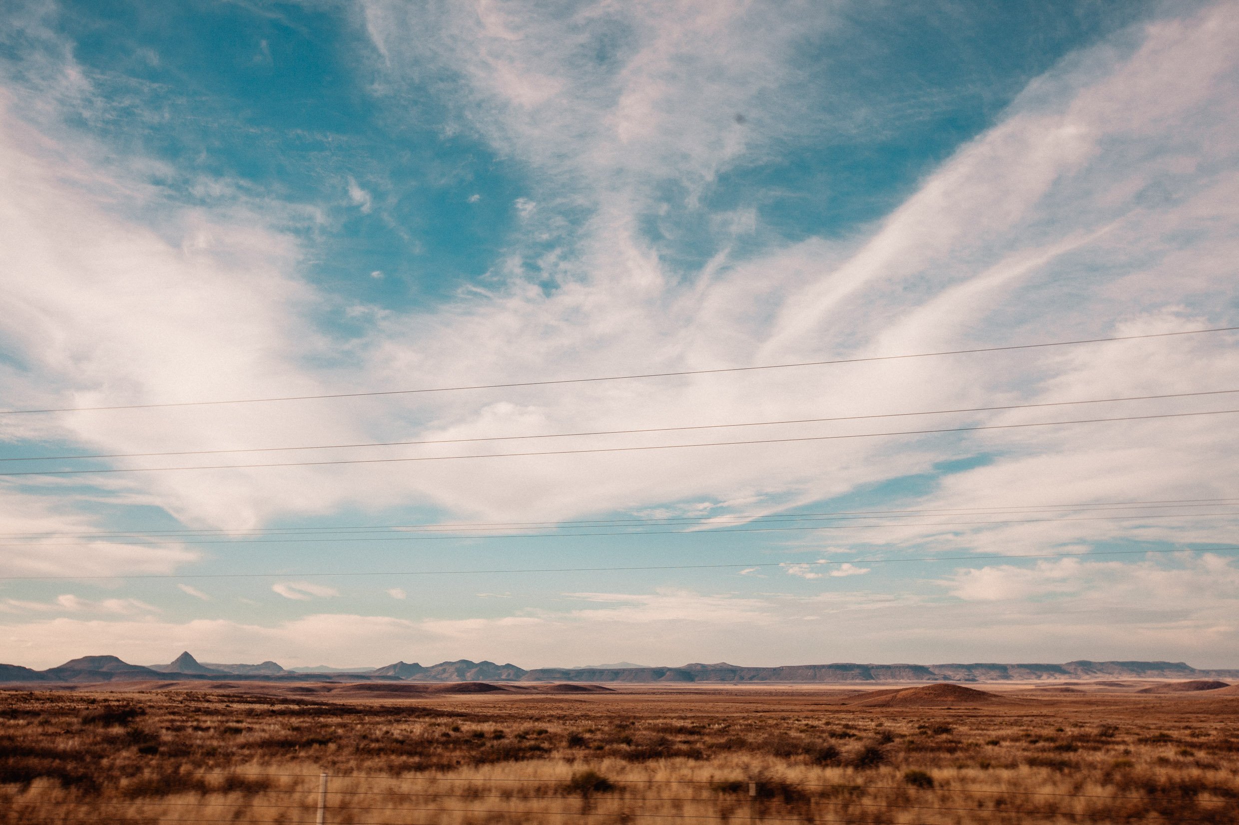marfa texas mountains