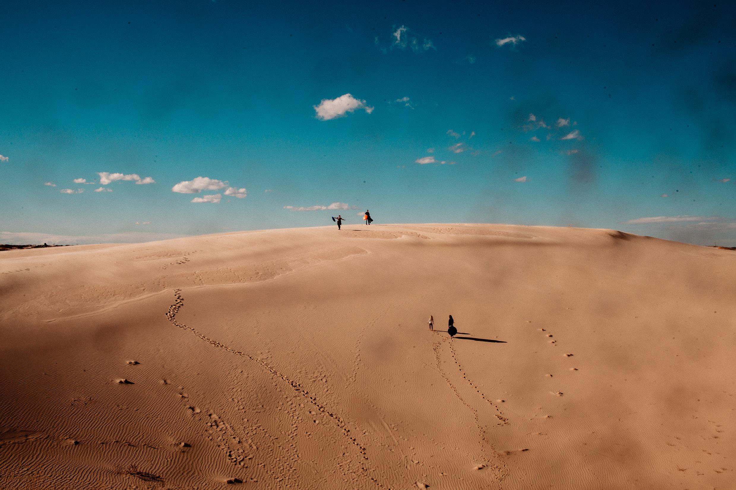 sand dunes in texas