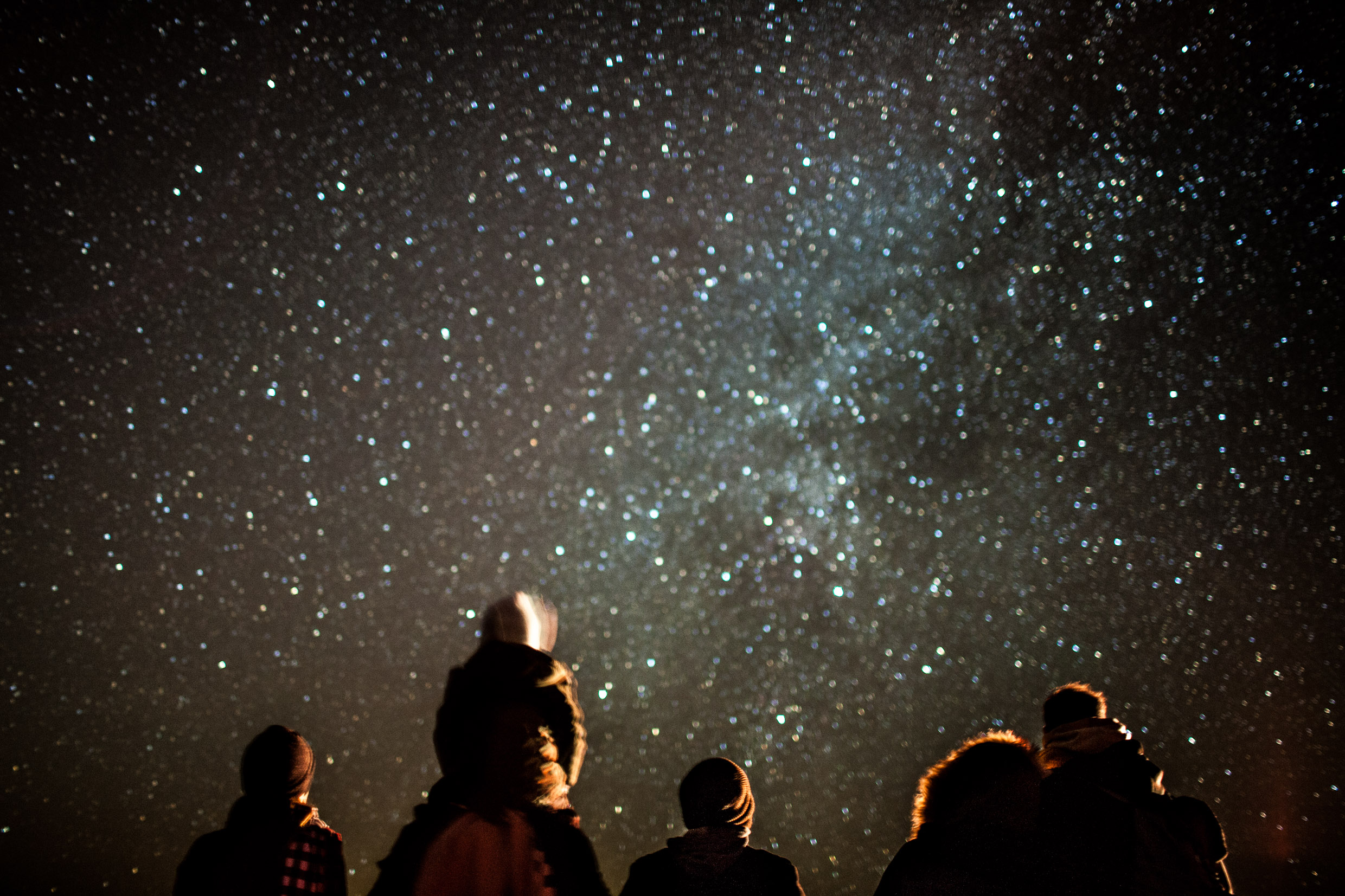 mcdonald observatory star party