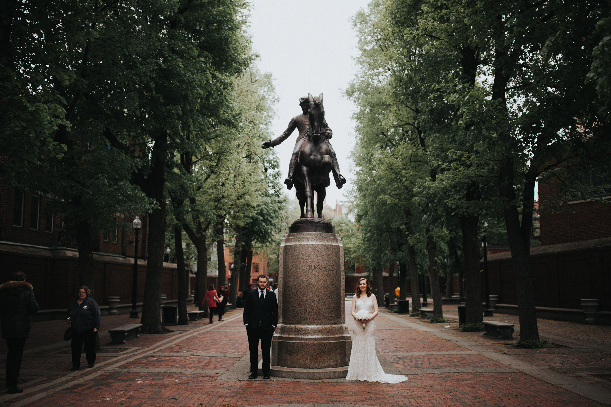 north end boston elopement