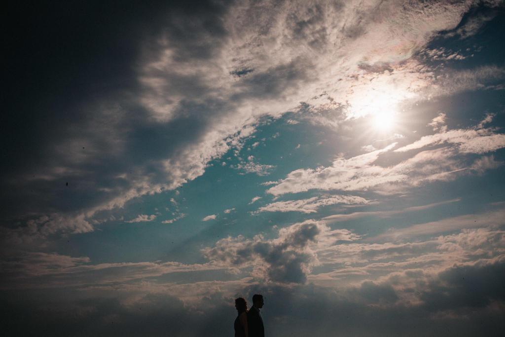 love in clouds