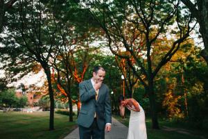 Mike Myers Wedding Photobomb-013