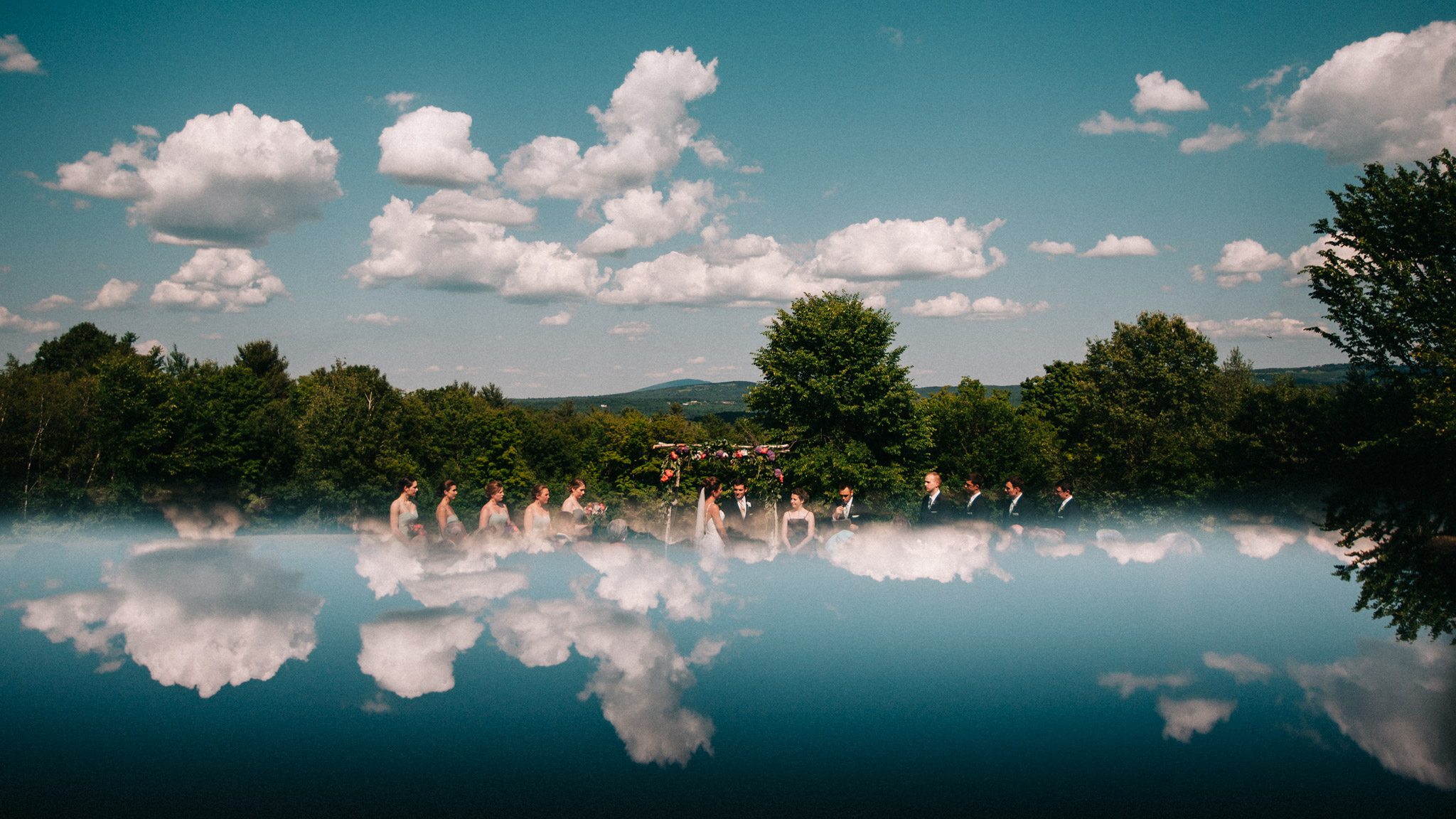sunapee new hampshire wedding