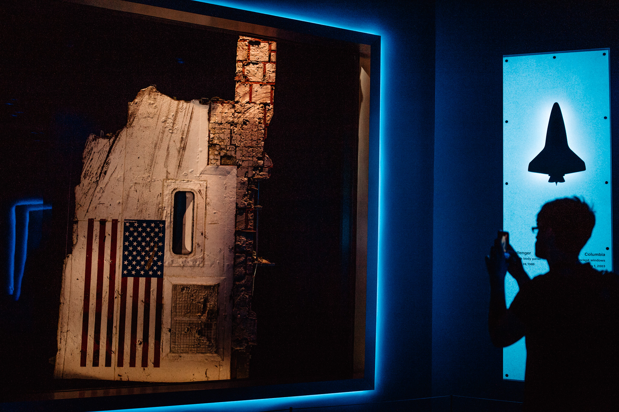 peice of shuttle challenger