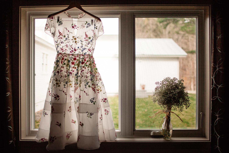 custom made wedding dress