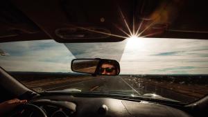 driving to marfa texas