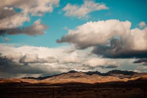 big blue texas sky