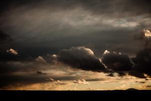 Marfa Texas Sunset