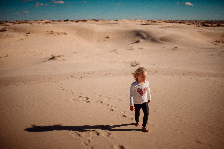 sand dunes near marfa texas
