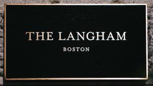 The Langham Hotel Boston