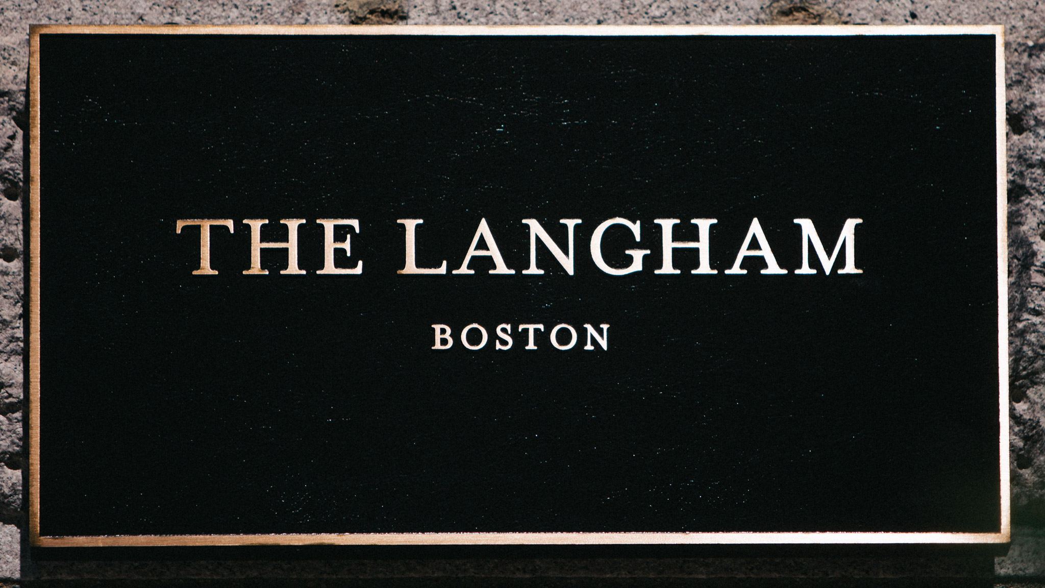 The Langham Hotel Boston