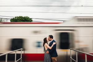 train engagement session
