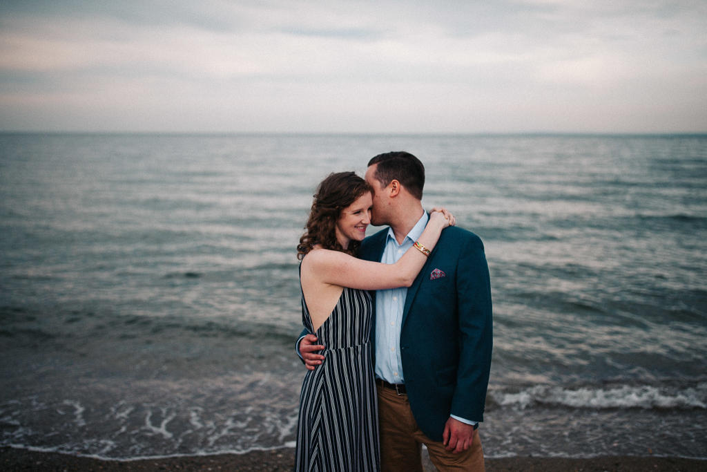 ocean view engagement