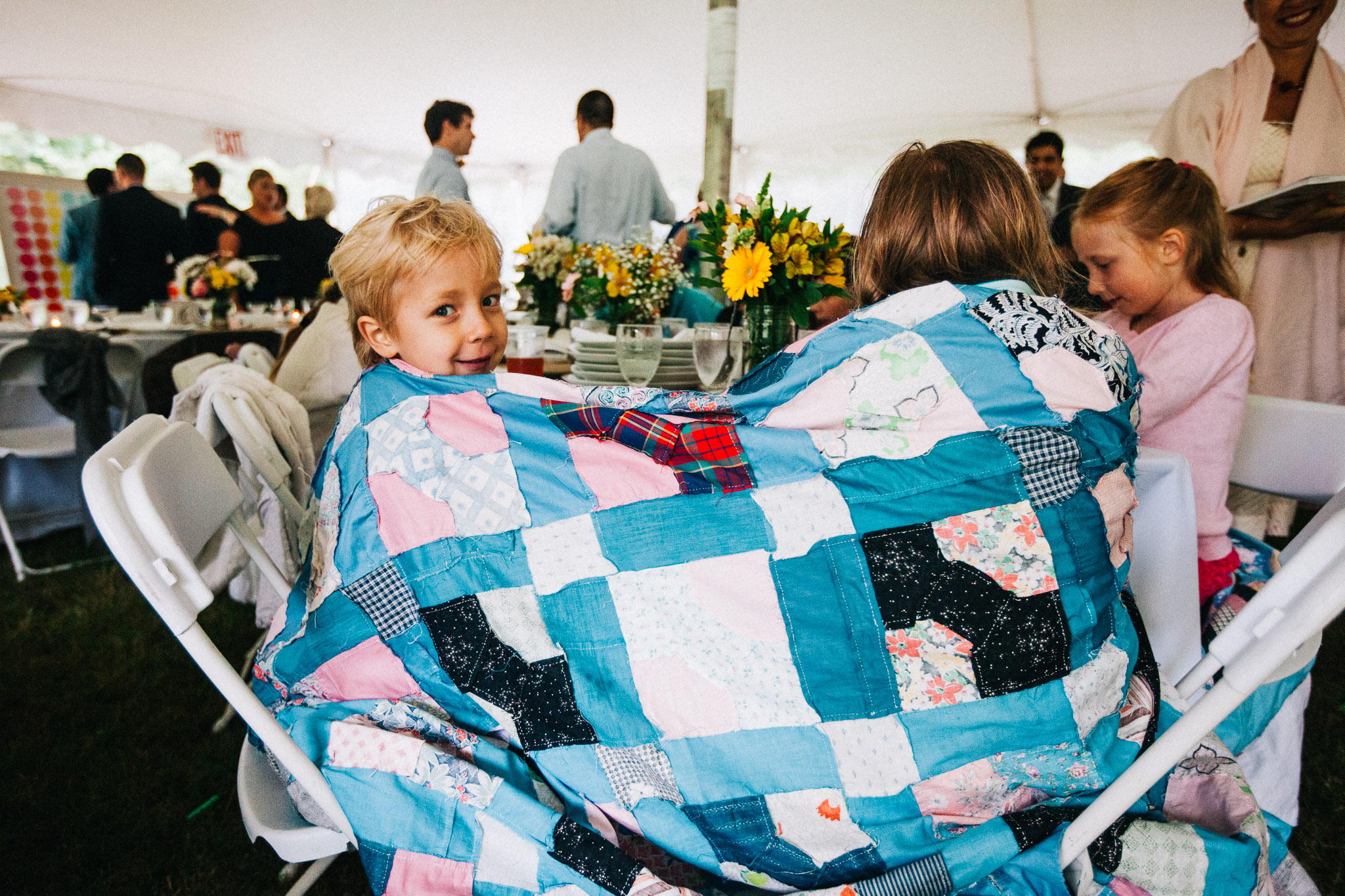 blankets for weddings