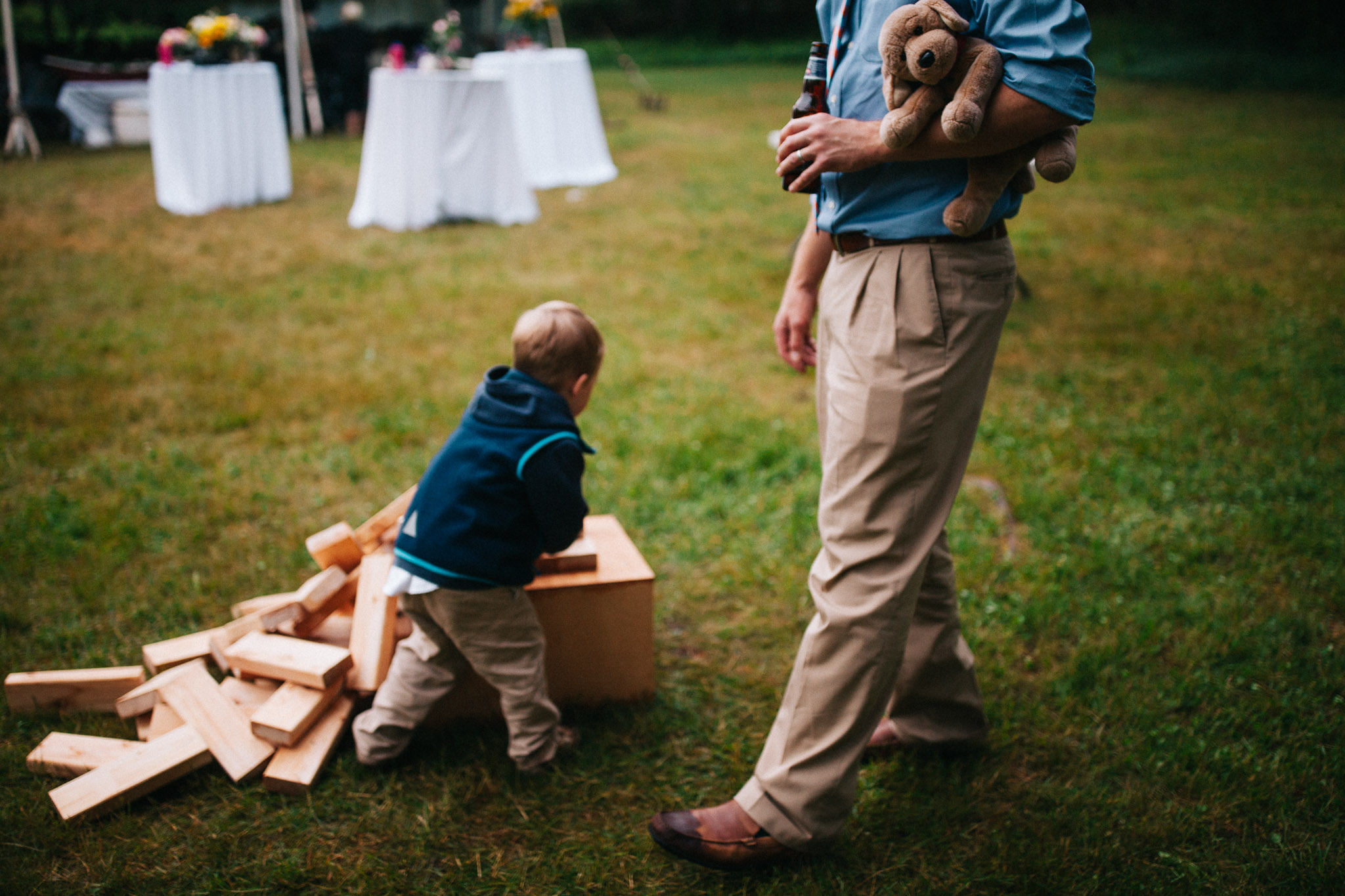 A Rainy Wedding Day in New England-34