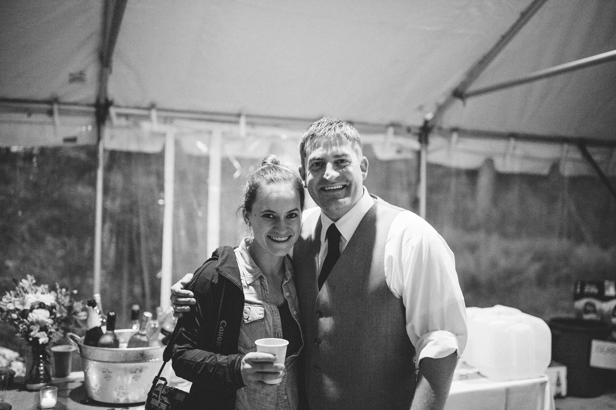 A Rainy Wedding Day in New England-48