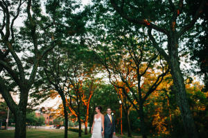 Mike Myers Wedding Photobomb-001