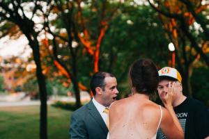 Mike Myers Wedding Photobomb-007