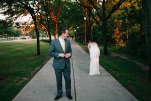 Mike Myers Wedding Photobomb-012