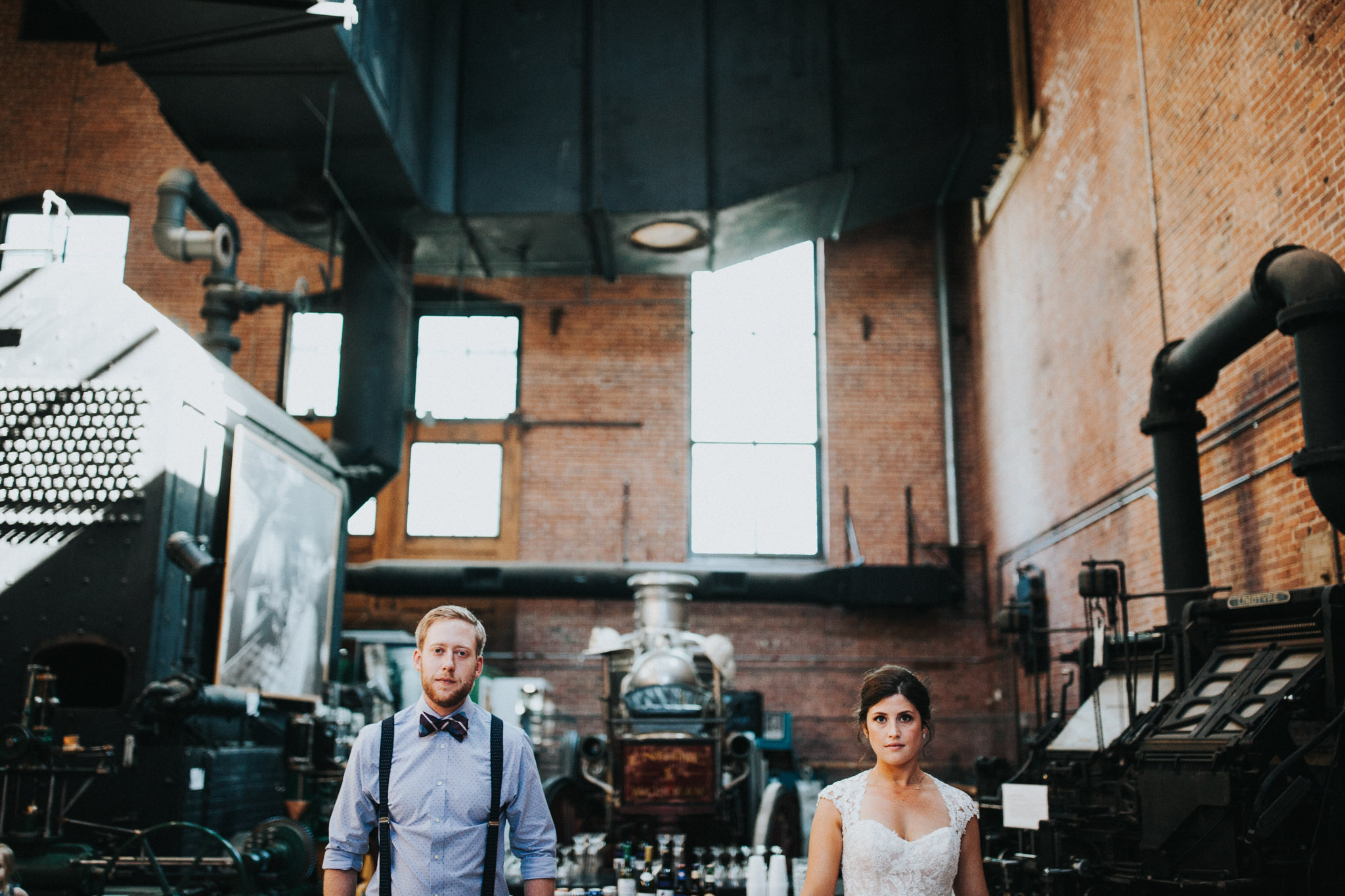 charles river museum wedding