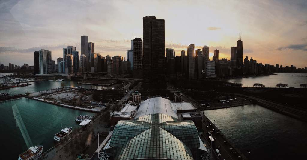 Chi-Town // Processed with VSCO with m5 preset